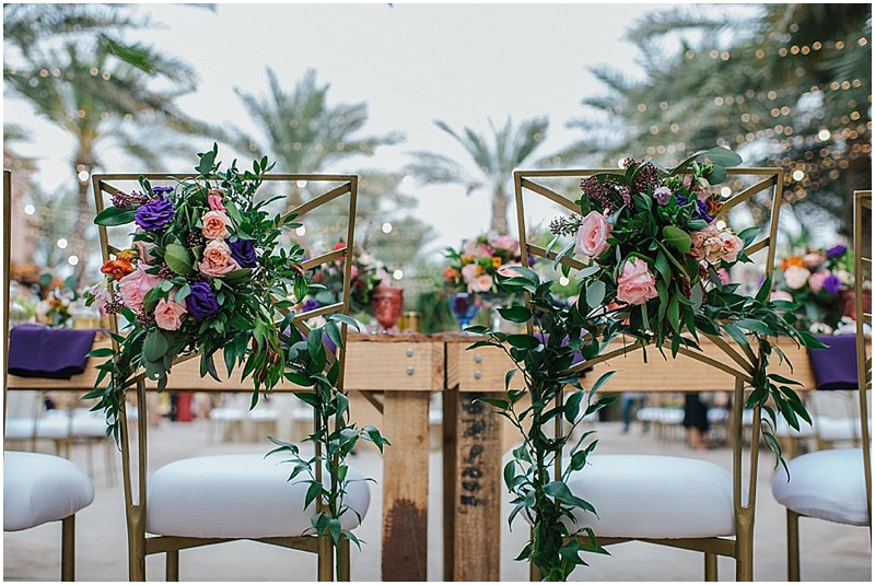 COLOURFUL WEDDIGN AT MAGNOLIA, AL QASR IN DUBAI - STYLING BY MY LOVELY WEDDING