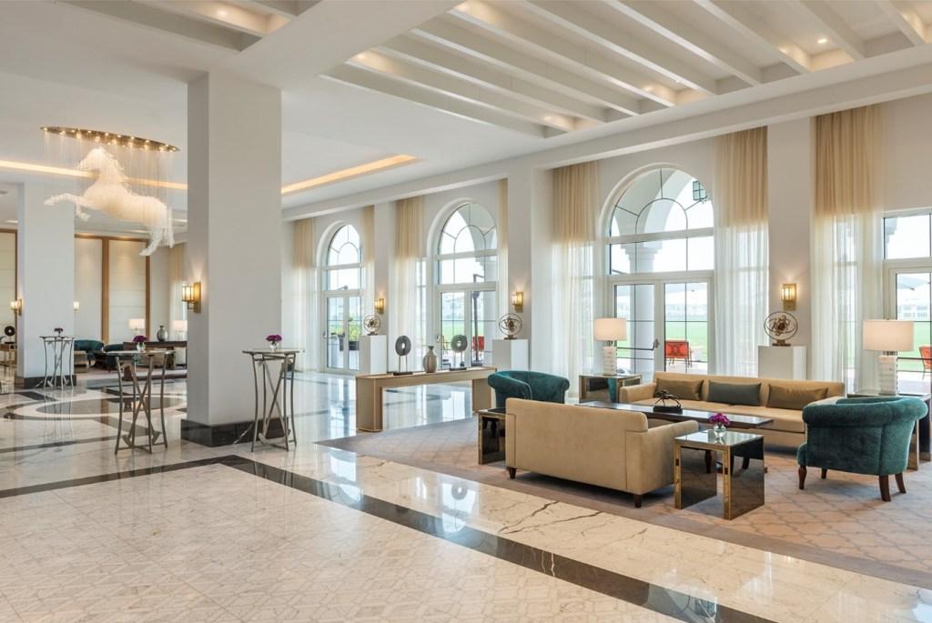 Dubai wedding venue - St Regis Polo Club