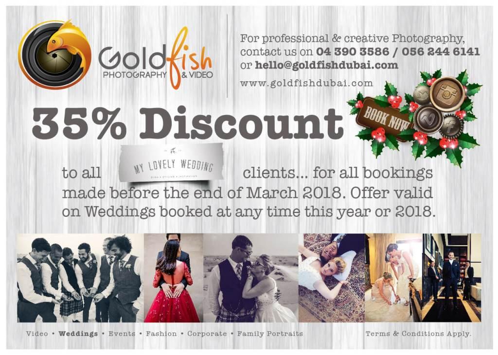 Festive Season Photography offer in Dubai