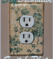 Decorative Switch Plate