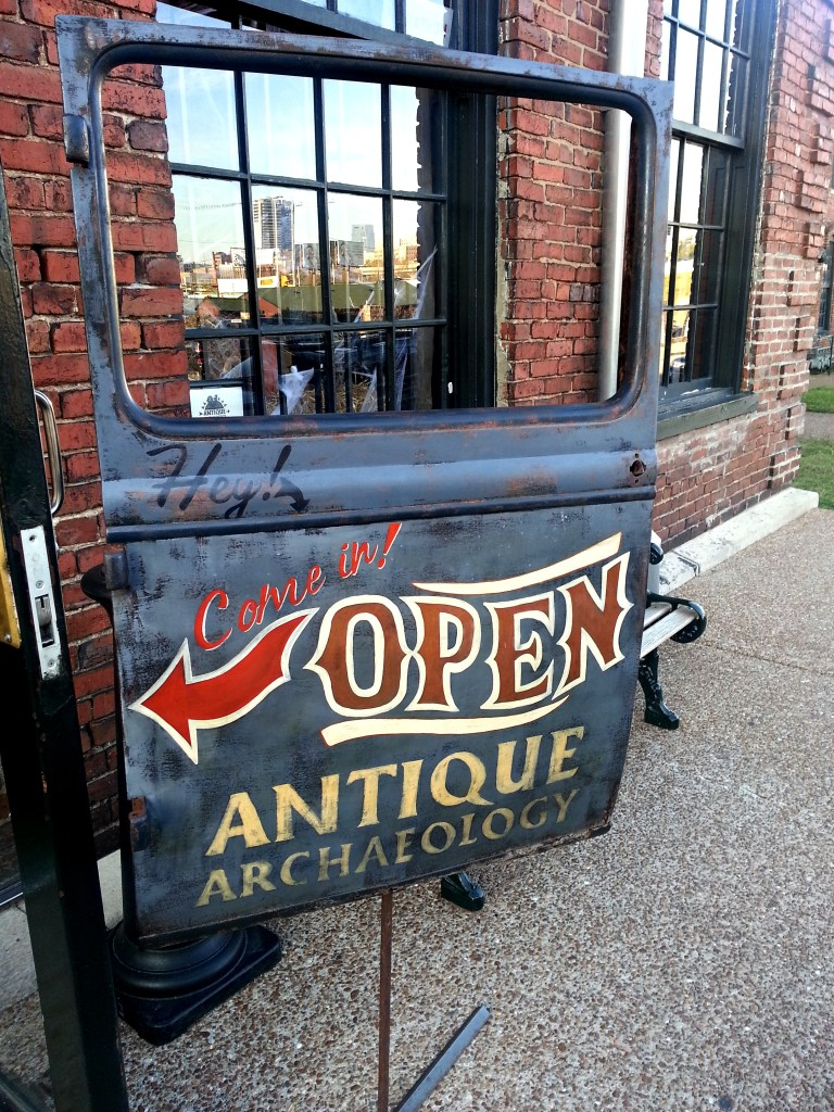 """""""Antique Archaeology"""""""