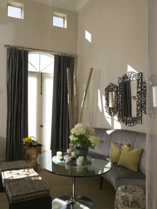 Decorating style series hollywood regency my love of for Glam dining room ideas