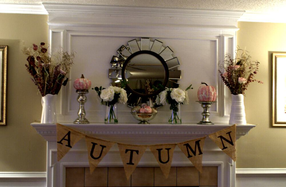 Not So Fall Fall Mantle
