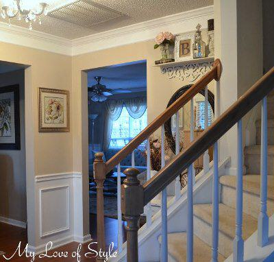 Small Foyer Makeover