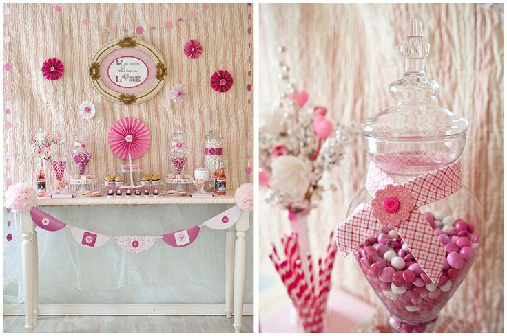 How-to Create a Valentine\'s Day Candy Buffet | My Love of Style ...