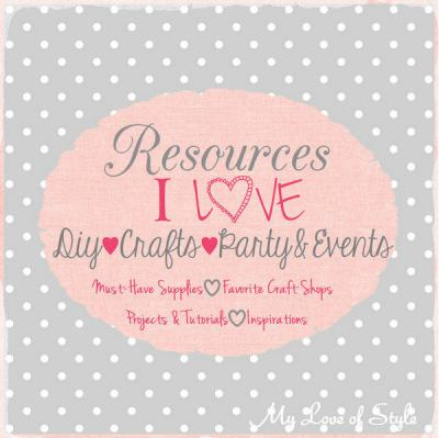 DIY | Craft | Party & Event Resources