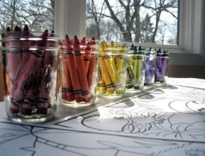 Coloring Activity Table