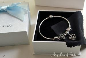 Soufeel Charm Bracelet and Charms