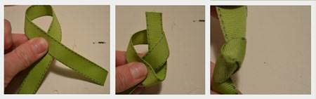 Make Center Knot