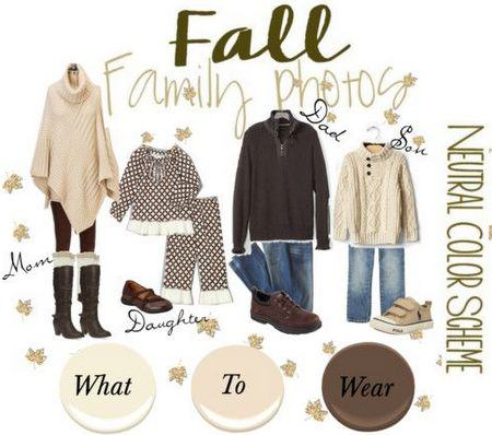 Fall family pictures what to wear Disney Family Recipes, Crafts and Activities