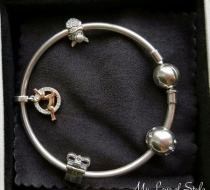 Soufeel Bangle Charm Bracelet and Charms
