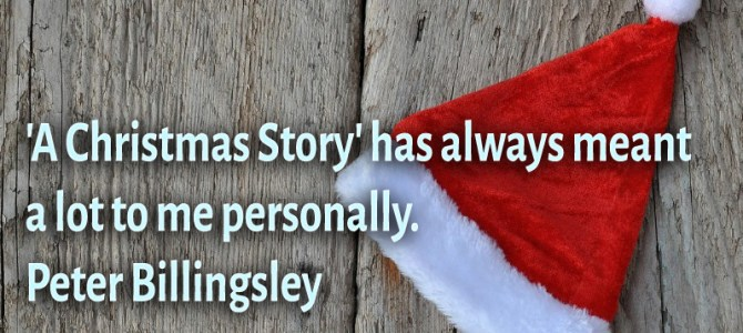 'A Christmas Story' has always meant a lot to me personally