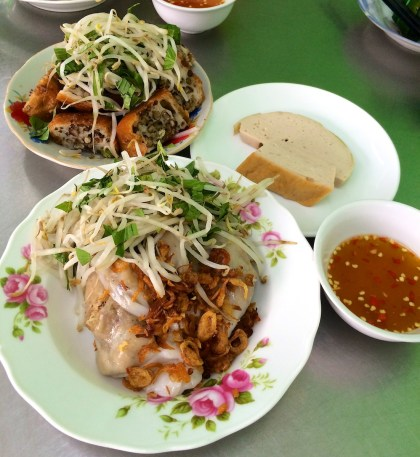 Banh Cuon Dac Biet: Special Rice rolls
