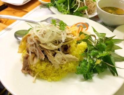 Cơm Gà Hội An (Hoi An City chicken rice)