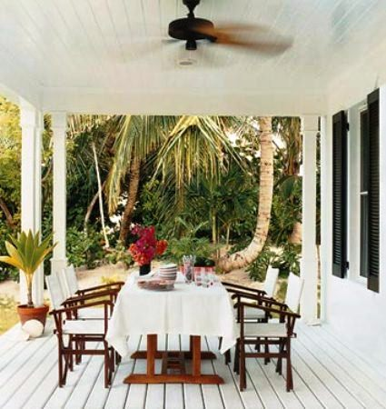 Famous Folk At Home At Home With India Hicks And David Flint Wood In The Bahamas