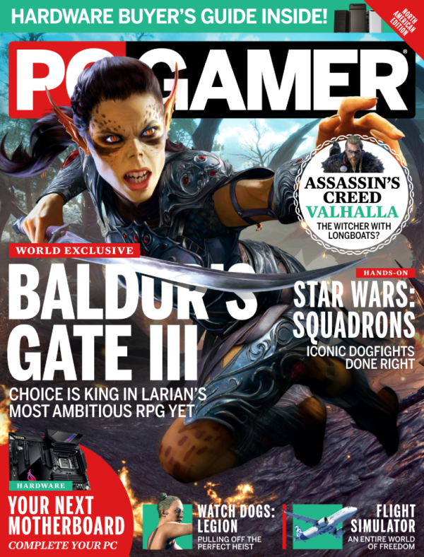 thumbnail of PC Gamer USA 11.2020