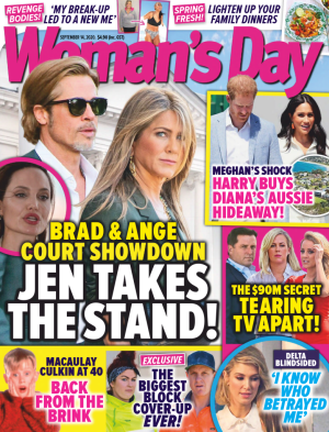 thumbnail of Woman's Day NZ 09.14.2020