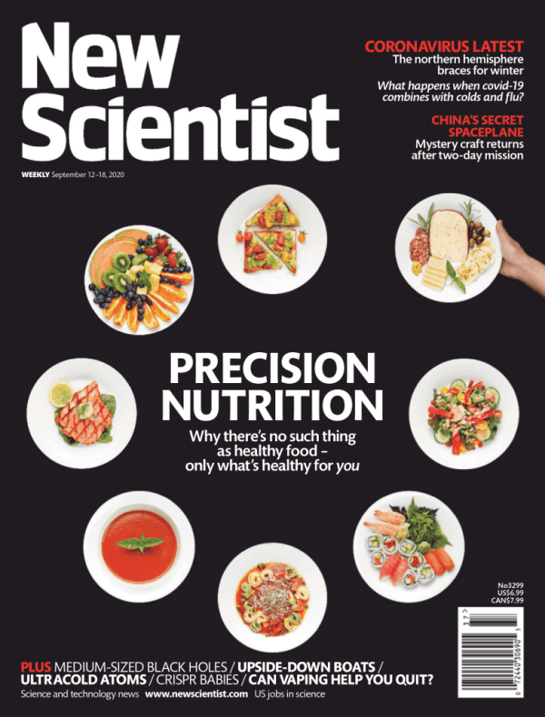 thumbnail of New Scientist – 09.12.2020