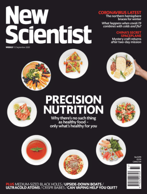 thumbnail of New Scientist International Edition – 09.12.2020