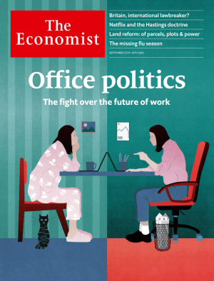 thumbnail of The Economist -Europe edition – 09.12.2020