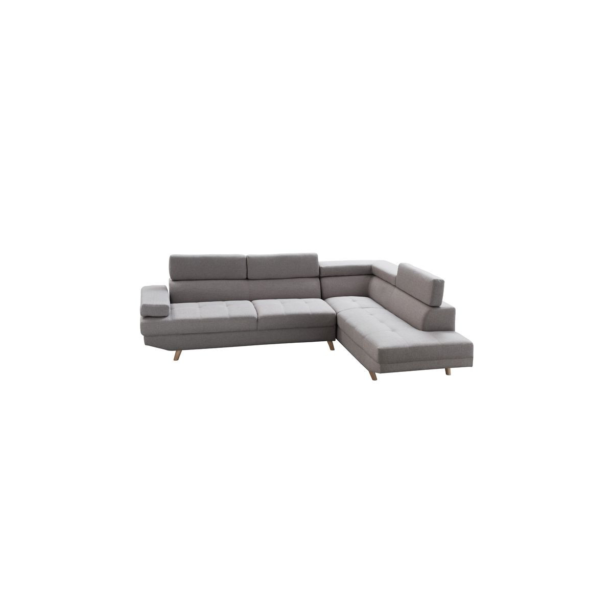 style scandinave gris clair