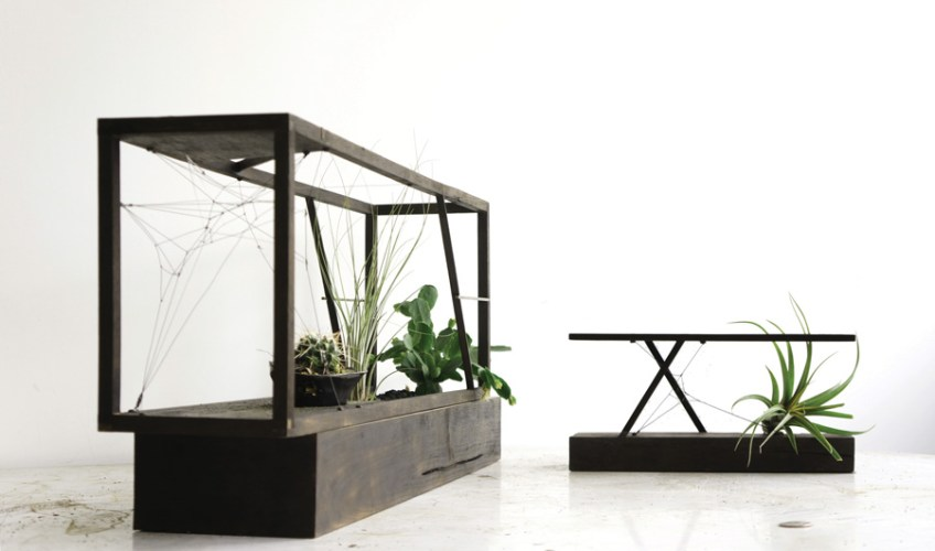 Low Line Underground Park Special Edition Terrariums  for their Kickstarter Campaign (June 2015)