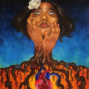 Ixchel Alvarado-Osuna, 2016 Cover Contest Winner