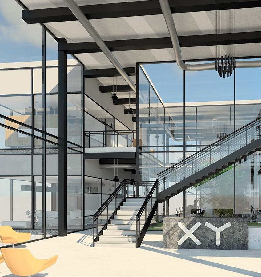 Brooke Ennis, XY Design, Interior Design, Kean University