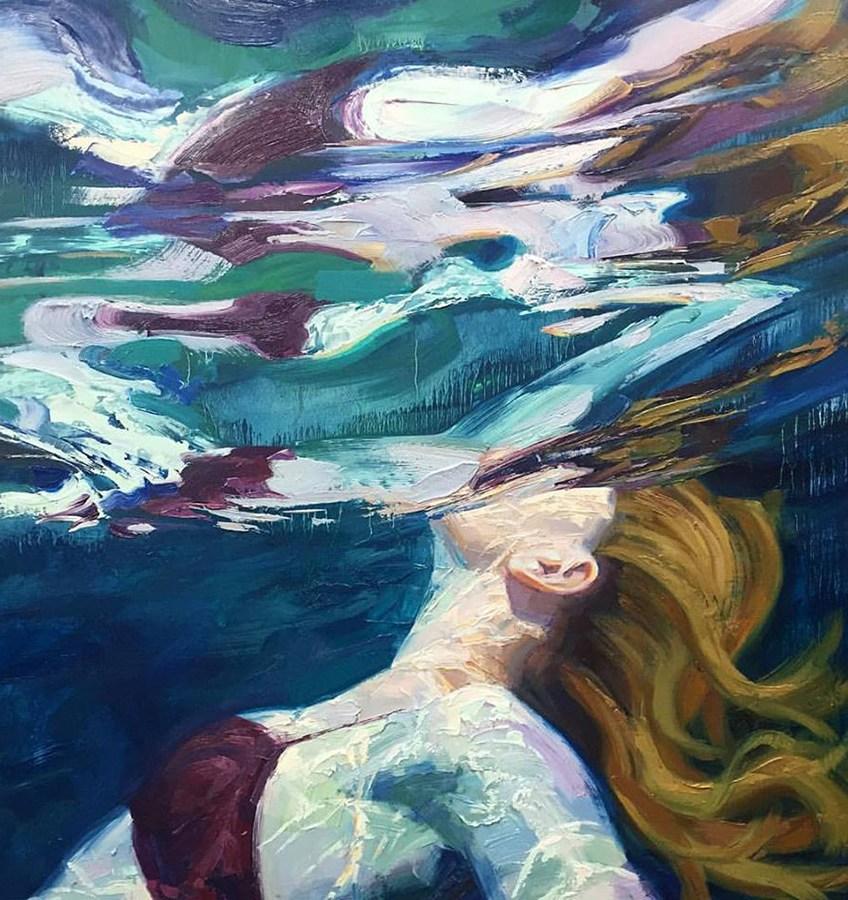 Isabel Emrich (Fine Art BFA), Dazzling Vernazza, Academy of Art University