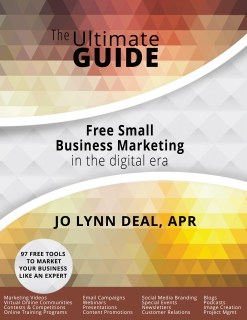 Guide to Free Small Business Marketing