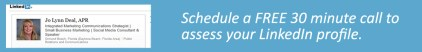 Schedule a LinkedIn Assessment