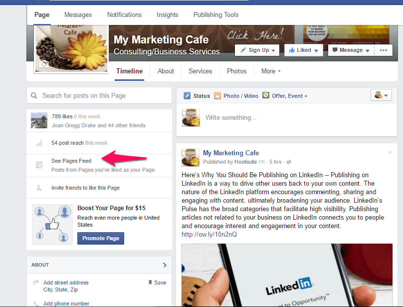 Use Facebook As Page' Not Working? Here's The Easy Fix