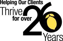26th Anniversary logo