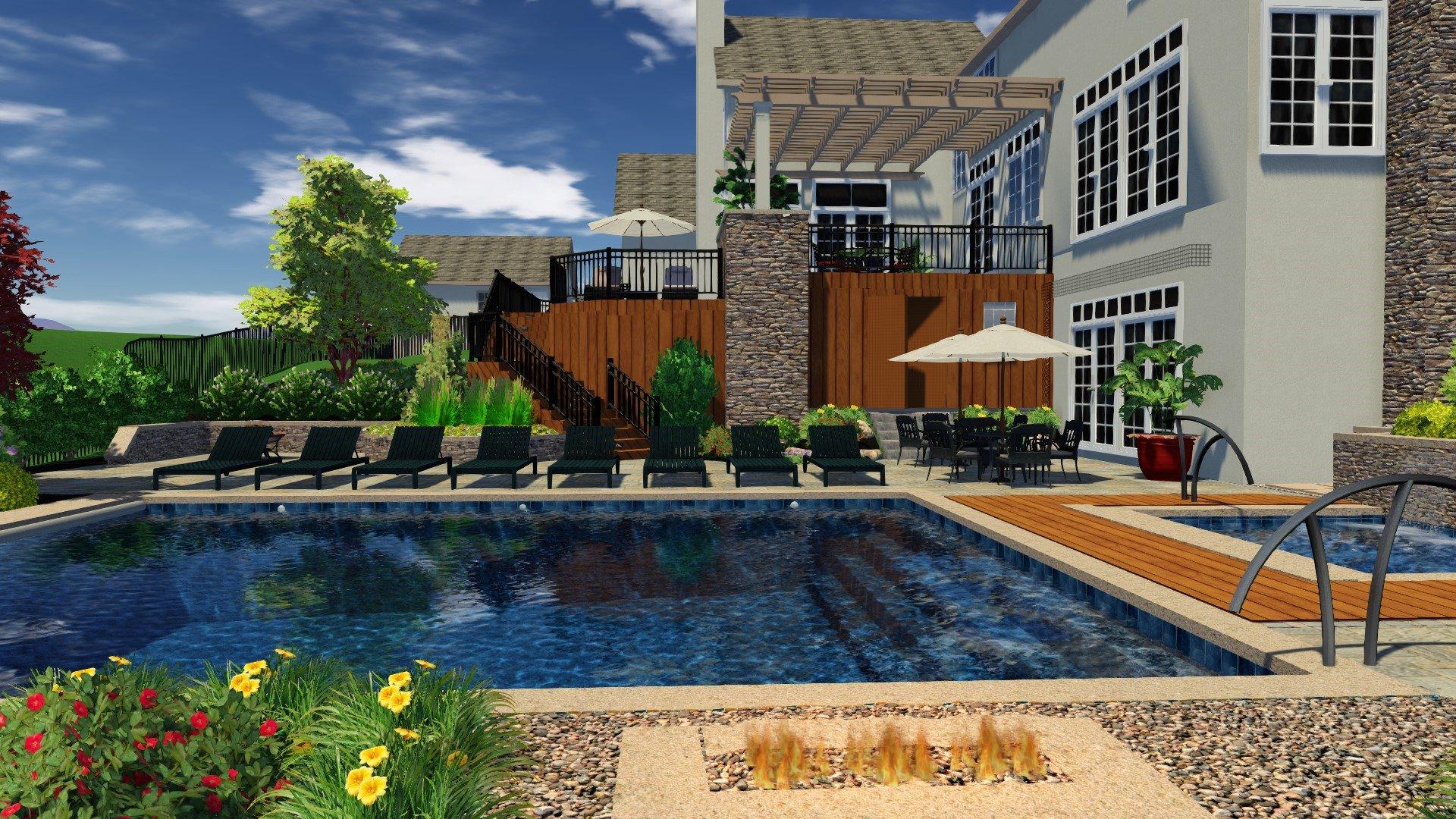 Kalimtzis Residence « MasterPLAN Outdoor Living on Masterplan Outdoor Living id=81421