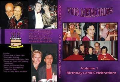 DVD Customer Cover Example 1