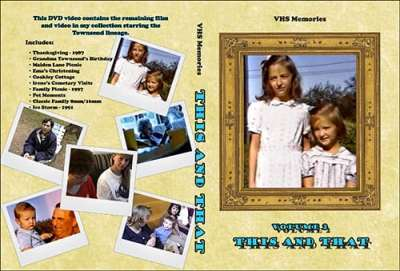 DVD Customer Cover Example 2