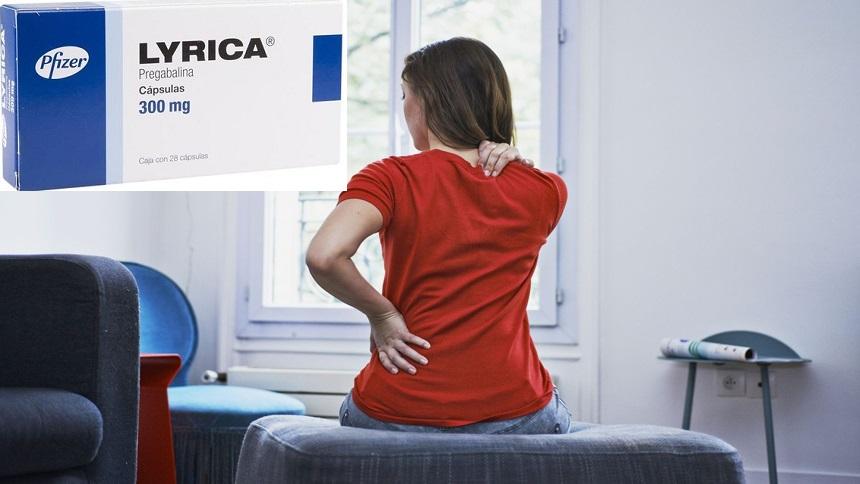 Pregabalin 300mg Helps Treat Nerve Pain Caused by Diabetes or Fibromyalgia