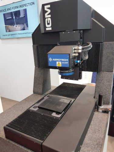 LASER – World of PHOTONICS: Aerotech in Hall A2, Booth 235