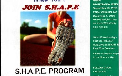 Montana SHAPE Program