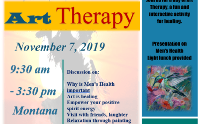 Montana's Art Therapy for Men