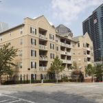 Peachtree Walk Condominiums Midtown Atlanta