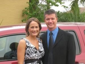 Mark and Karyn