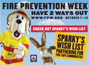National Fire Prevention Week Midtown Atlanta Condo Safety