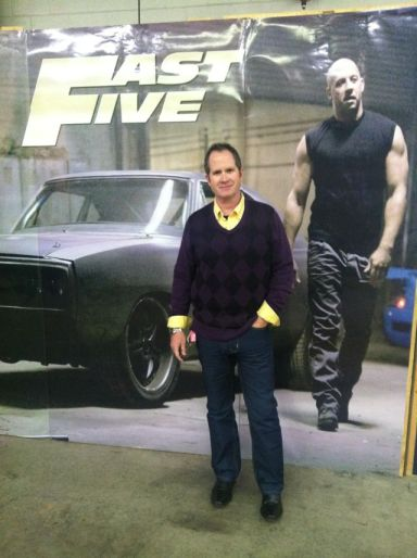 Fast and Furious 5 Filmed at East Mountain Studios
