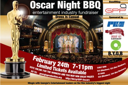 Georgia Production Partnership Oscar Night Party