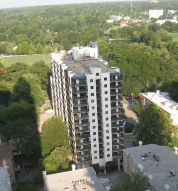 Ansley Above the Park Midtown Atlanta