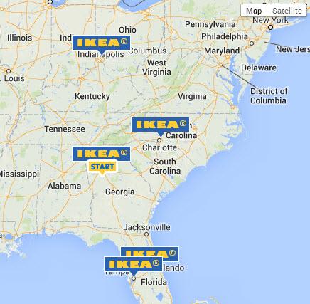 Elegant IKEA STORES NEAR ATLANTA
