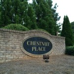 New Construction Townhomes Atlanta Chestnut Place