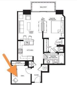 Viewpoint Midtown Floor Plans