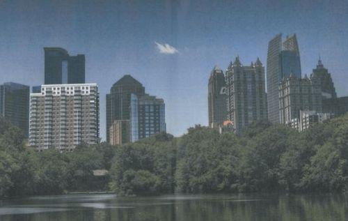 New Condo Construction Midtown Atlanta